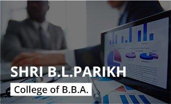 Shri B.L. Parikh College Of BBA